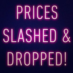 ✨SALE✨MOST PRICES SLASHED AND DROPPED!